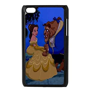 James-Bagg Phone case Beauty And The Beast Pattern Design Case FOR IPod Touch 4th Style-15