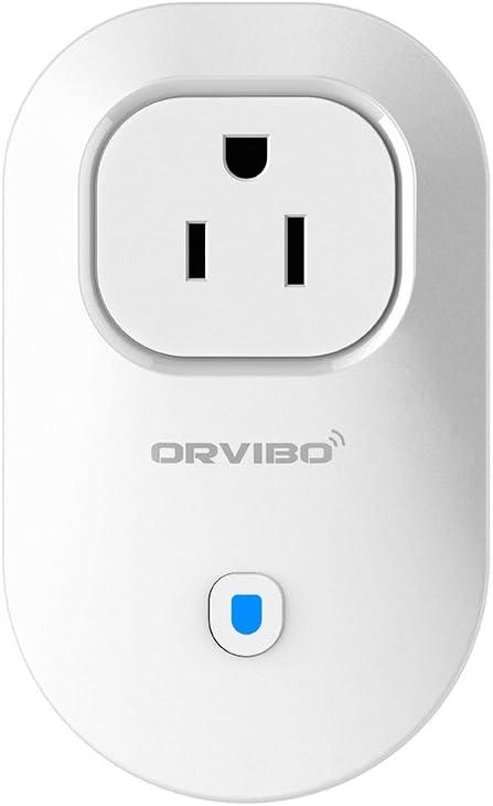 Anself Orvibo S25 inalámbrico mando a distancia WiFi Smart Power ...