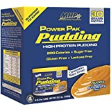 MHP Power Pak High Protein Pudding, Butterscotch, 8.8 Ounce, 6 Count