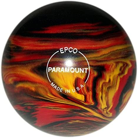EPCO Paramount Marbleized Candlepin Bowling Ball – 4 Ball Set All Weights