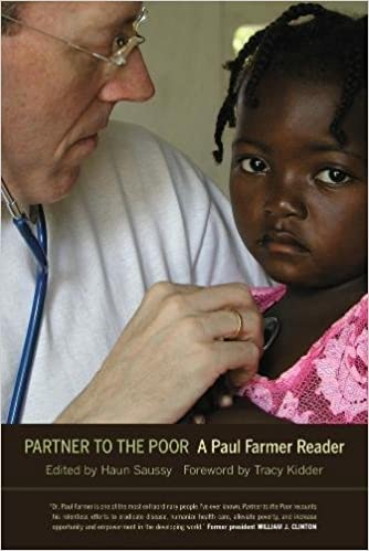 Book Partner to the Poor: A Paul Farmer Reader (California Series in Public Anthropology)