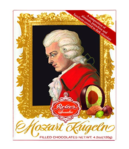 Reber Mozart Kugel (12pieces) 240 g