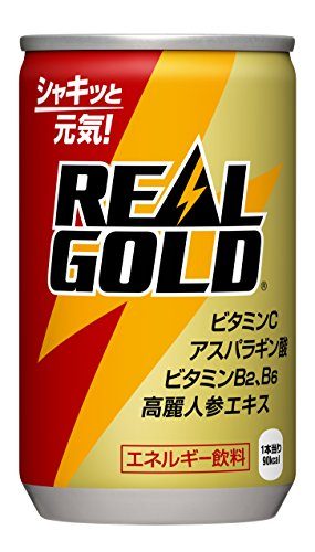 Coca-Cola Real Gold 160ml ~ 30 this by REAL GOLD (Real Gold)
