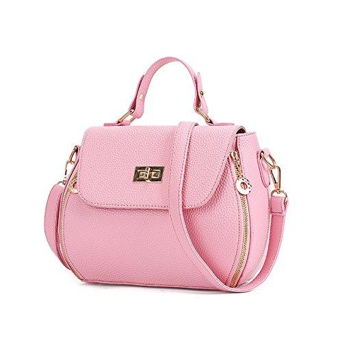 Meoaeo Los Colores De Moda Europeas Y Americanas En Verano Bolsa Rosa Roja Sakura Pink
