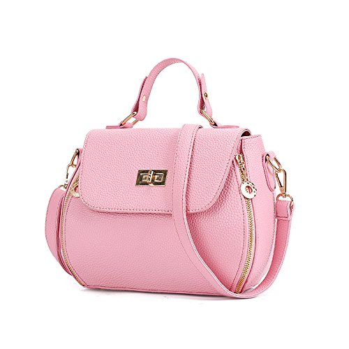 Pink Meoaeo Americanas Bolsa En Roja Moda Y De Colores Europeas Sakura Verano Rosa 7wUq87Xr