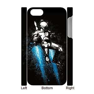 C-EUR Diy hard Case Star Wars Warrior customized 3D case For Iphone 4/4s