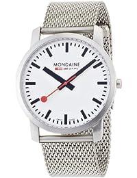 Men's A672.30350.16SBM Simply Elegant Steel Band Watch