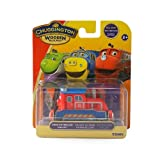 Chuggington Wooden Railway Chug Patroller Calley