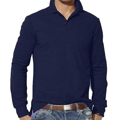 Bestow Moda de Hombre Color sólido Solapa Manga Larga Moda Invierno Camisa Abrigo Chaleco Sudadera: Amazon.es: Ropa y accesorios