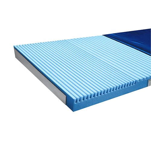 Drive Medical ShearCare 1500 Foam Bariatric Dual Layer Pressure Redistribution Mattress, 80'' x 42''