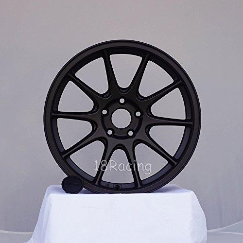 NEW WHEELS 4 PCS ROTA WHEELS STRIKE 18x8.5 PCD: 5X108 OFFSET:42 HB:73 FLAT - Rota Wheel