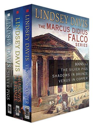 The Marcus Didius Falco Series, Books 1-3 (Marcus Didius Falco Mysteries)