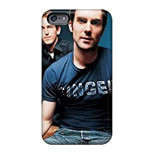 Apple Iphone 6plus GeZ28308baDD Allow Personal Design Colorful 30 Seconds To Mars Band 3STM Pictures High Quality Hard Cell-phone Cases -RobAmarook