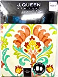 Indoor/Outdoor Fabric Tablecloth,Wipes clean! 100% Polyester (70'' round, Panama Watermellon)