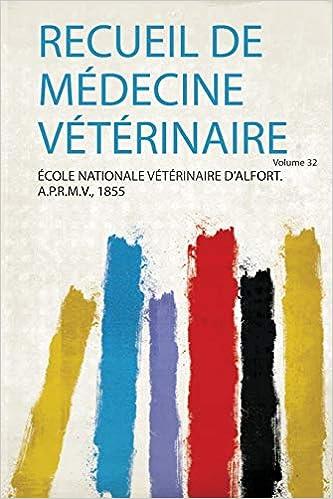 Recueil Médecine Vétérinaire