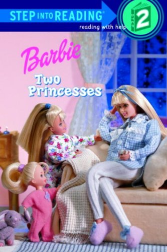 Download Barbie: Two Princesses (Turtleback School & Library Binding Edition) (Road to Reading, Mile 2 :Reading With Help) ebook