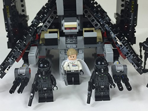Review: LEGO Star Wars Rogue One Krennic's Imperial Shuttle Review (75156)
