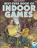 Best-Ever Book of Indoor Games, Rudi McToots, 0668062959