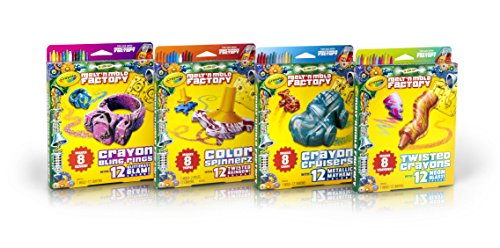 Crayola Melt N Mold Crayons Expansion Packs