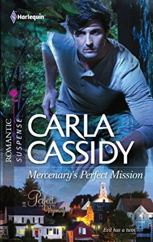 book cover of Mercenary\'s Perfect Mission