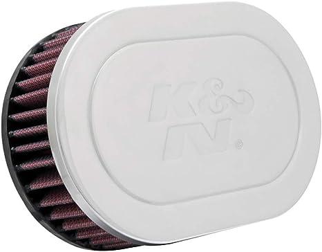 K N Rc 5040 Kfz Und Motorrad Universal Chrom Filter Auto