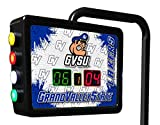 Grand Valley State Electronic Shuffleboard Scoring Unit - Officially Licensed