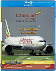 Our Ethiopian Airlines series continues with the 777-200LR. We start off with a roundtrip to Nigeria and feature a Captain who will present the aircraft to you inside and out with walkaround, cockpit presentation, Electronic Flight Bag etc......