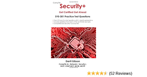 CompTIA Security+: Get Certified Get Ahead- SY0-301 Practice Test