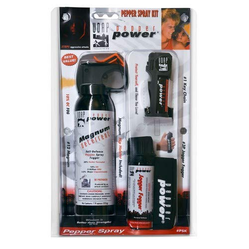 Udap PSK Pepper Spray Kit
