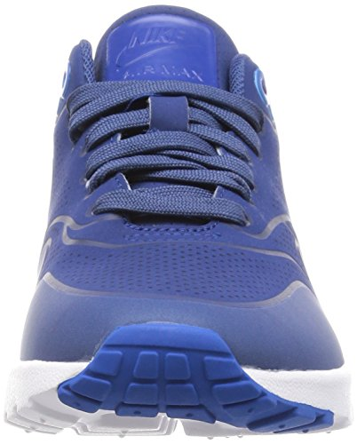 Nike Damen Air Max 1 Ultra Moire Sneakers Blau (coastal Blue/coastal Blue)