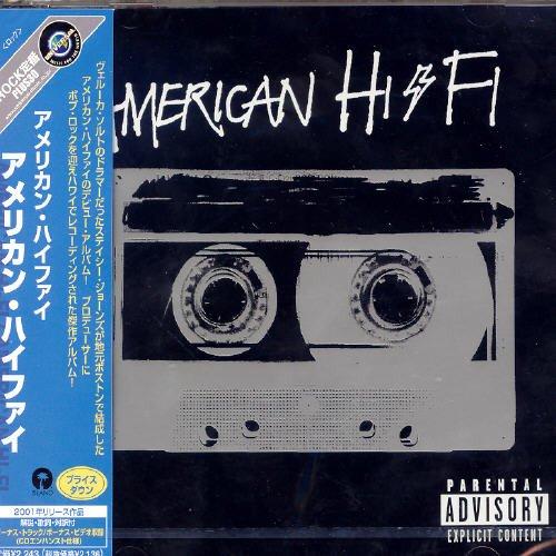 American Hi-Fi - American Hi-Fi (Bonus CD, Bonus Tracks, Japan - Import)