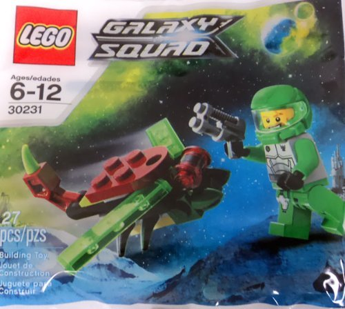 Lego 30231 Galaxy Squad Insectoid