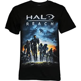 HALO REACH - COVER ART - MENS S/S T-SHIRT (Small)