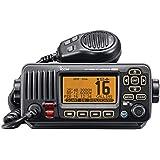 Icom M324G-21 25-Watt VHF Radio with GPS (Black)