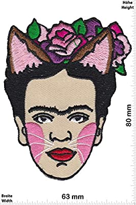 Parche – Frida Kahlo – Cat – Artist – Surrealismus – Love – Frida ...