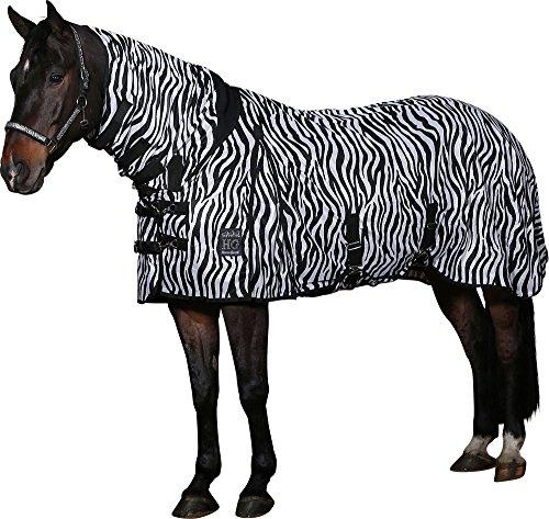 Horse Guard Fliegendecke Zebra (145 cm)