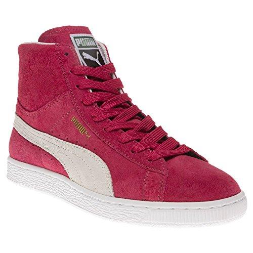 the best attitude 37162 2ca44 Puma Suede Mid Damen Sneaker Pink