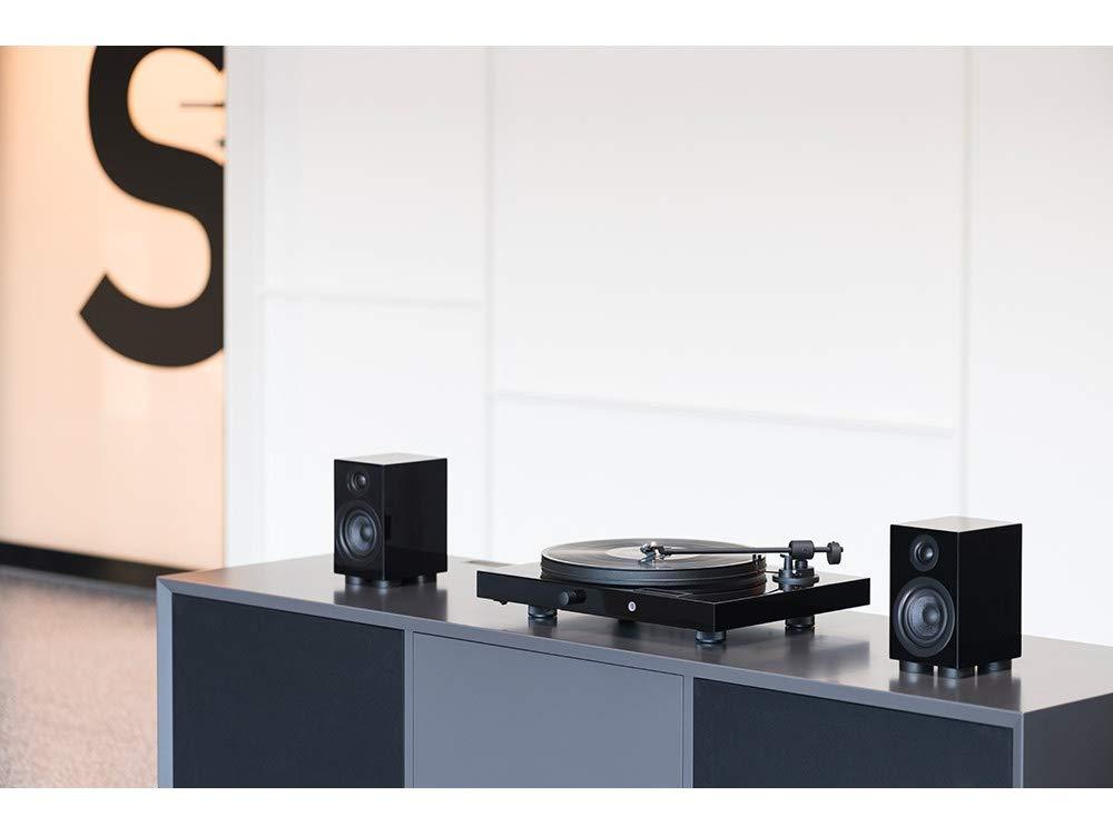 Pro-Ject Jukebox y Tocadiscos Amplificado Blanco: Amazon.es ...