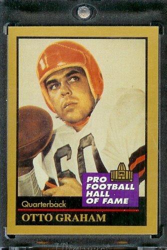 1991 ENOR Football Hall of Fame Football Card #48 Otto Graham