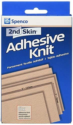 (Spenco Adhesive Knit Sheets, 3