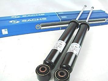 Hinterachse 1 Stoßdämpfer SACHS 311346 SKODA VW