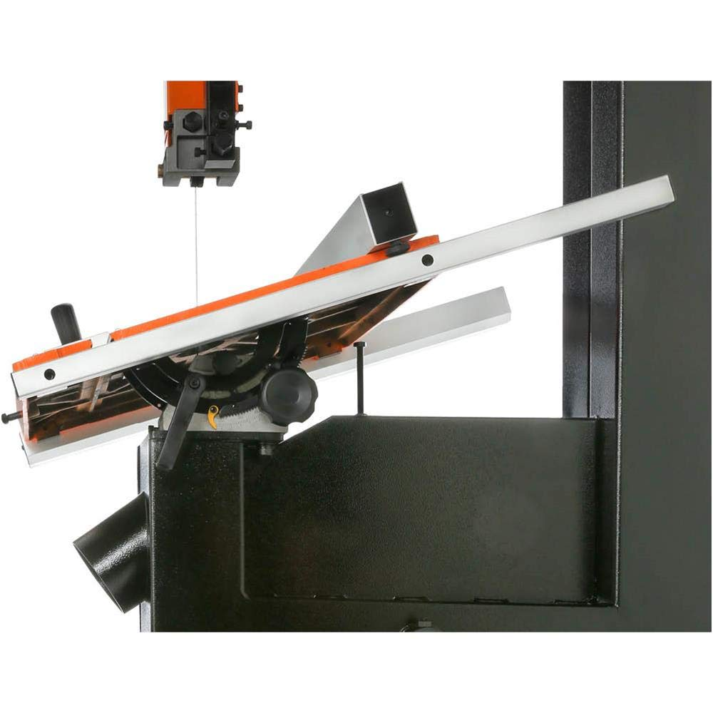 Grizzly G0513ANV 2 HP Bandsaw Anniversary Edition, 17-Inch by Grizzly (Image #6)