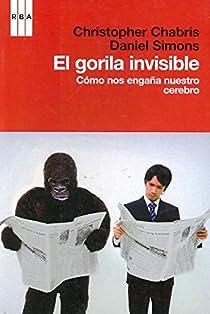 El gorila invisible par CHABRIS