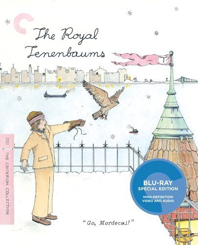 The Royal Tenenbaums (The Criterion Collection) [Blu-ray] by Criterion Collection