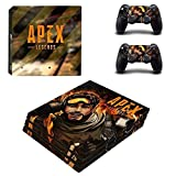 PS4 Pro Skin - Ps4 skins - Ps4 slim sticker - Vinilo PS4 Pro Skin Apex legends Sticker Play station 4 Pro Stickers For Sony PlayStation4 Pro Console and Controller Skins