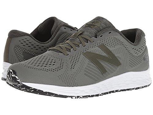[new balance(ニューバランス)] メンズランニングシューズ?スニーカー?靴 Arishi v1 Dark Covert Green/Black 13 (31cm) D - Medium