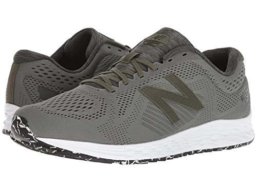 [new balance(ニューバランス)] メンズランニングシューズ?スニーカー?靴 Arishi v1 Dark Covert Green/Black 10 (28cm) 4E - Extra Wide