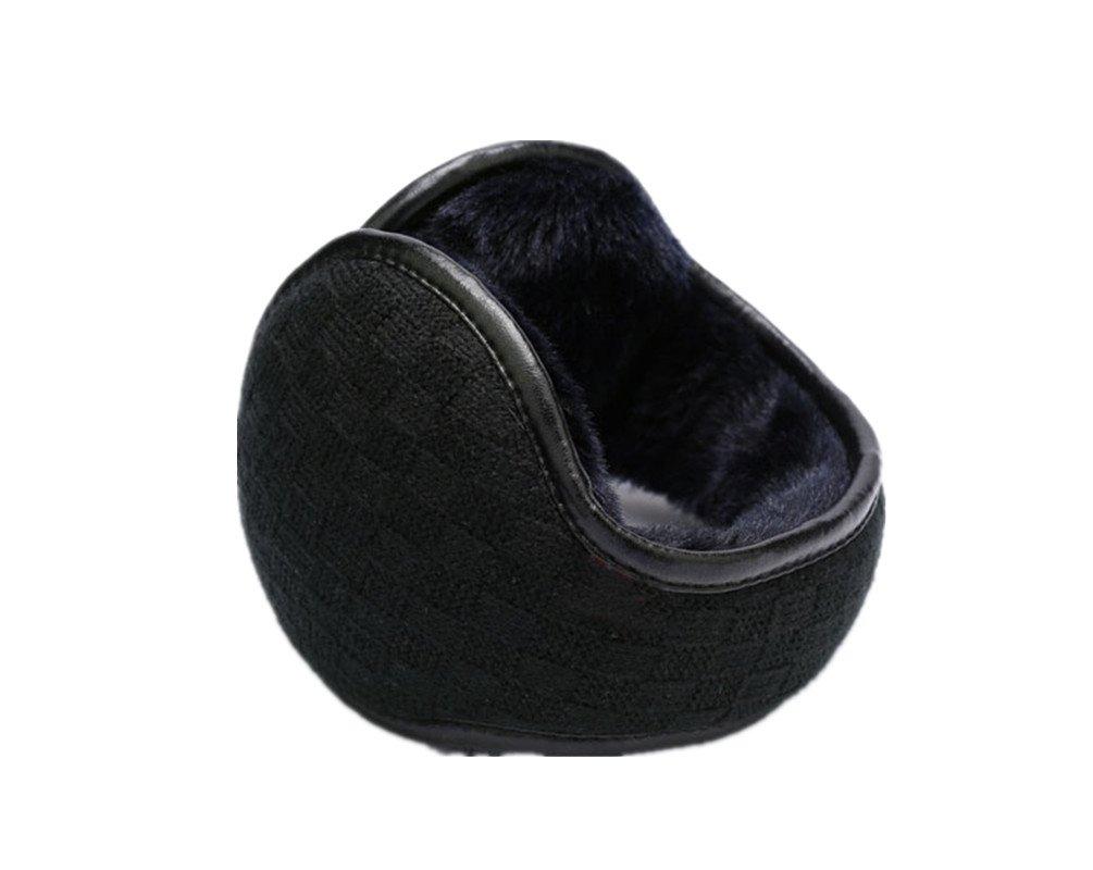 Women/Men Bohemian Style Weave Design Wrap Around Earmuffs