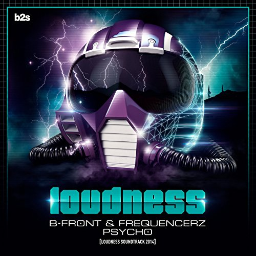psycho loudness soundtrack 2014 by frequencerz bfront