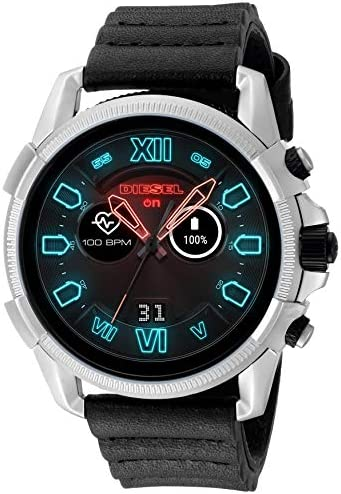 Diesel Touchscreen Smartwatch Stainless DZT2008 product image